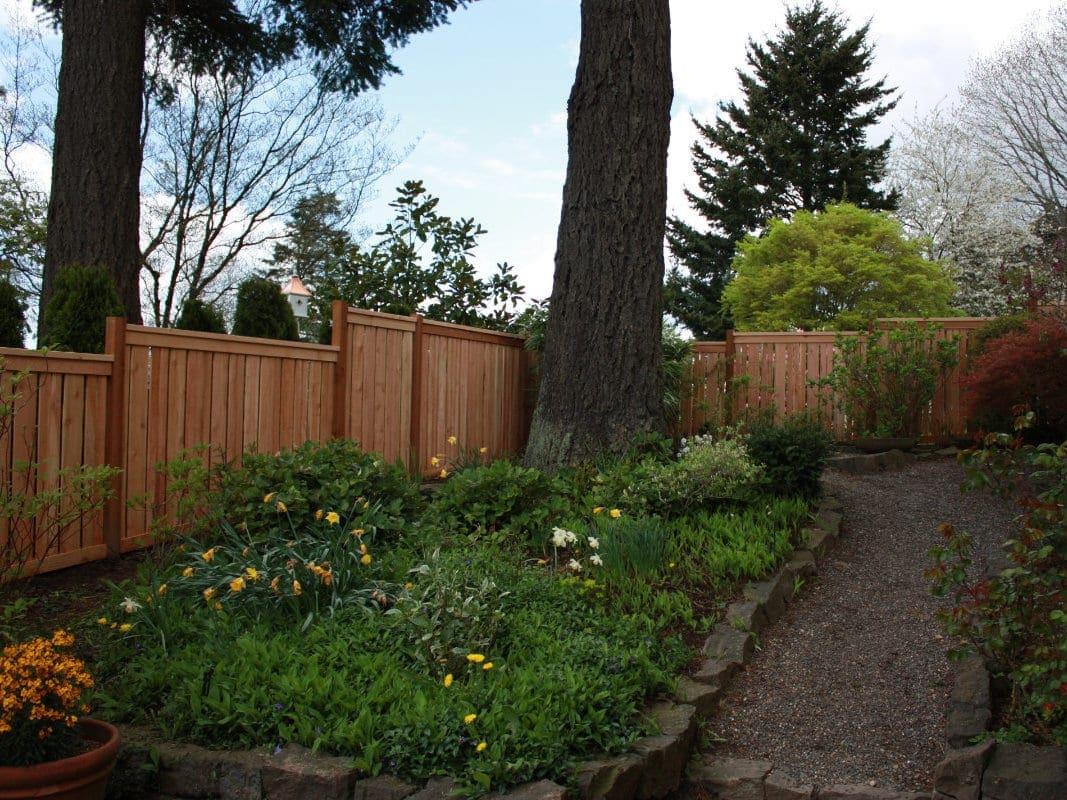 custom fence portland