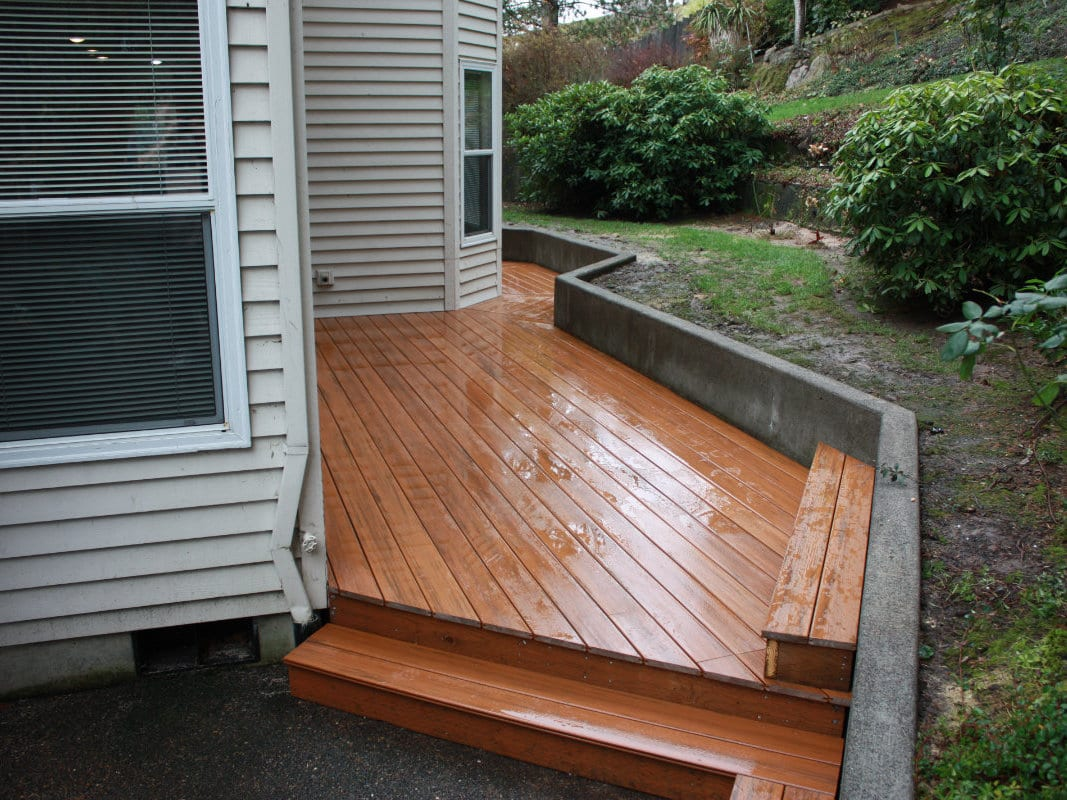 pacific teak deck